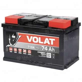 Аккумулятор VOLAT (74 Ah) 710 A, 12 V Обратная, R+ 1