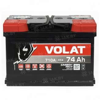 Аккумулятор VOLAT (74 Ah) 710 A, 12 V Обратная, R+ 2