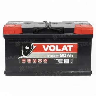 Аккумулятор VOLAT (90 Ah) 870 A, 12 V Прямая, L+ 0