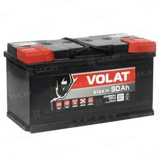 Аккумулятор VOLAT (90 Ah) 870 A, 12 V Прямая, L+ 2