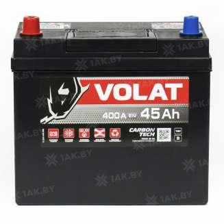 Аккумулятор VOLAT (45 Ah) 400 A, 12 V Прямая, L+ 2