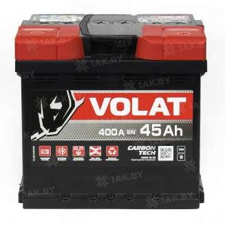 Аккумулятор VOLAT (45 Ah) 400 A, 12 V Обратная, R+ 0