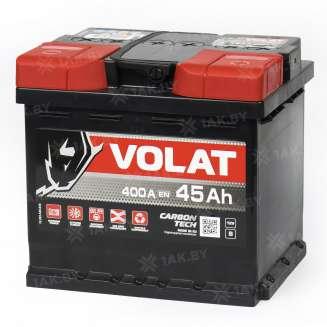 Аккумулятор VOLAT (45 Ah) 400 A, 12 V Обратная, R+ 2