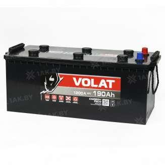 Аккумулятор VOLAT (190 Ah) 1150 A, 12 V Прямая, L+ 1