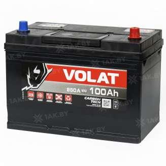 Аккумулятор VOLAT (100 Ah) 920 A, 12 V Обратная, R+ 2