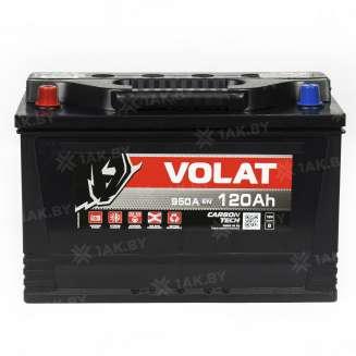 Аккумулятор VOLAT (120 Ah) 950 A, 12 V Прямая, L+ 0