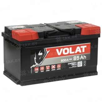 Аккумулятор VOLAT (85 Ah) 870 A, 12 V Прямая, L+ 0