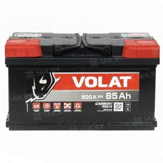 Аккумулятор VOLAT (85 Ah) 870 A, 12 V Прямая, L+ 1