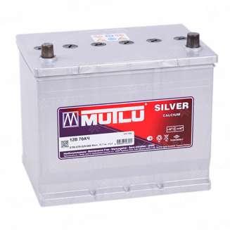 Аккумулятор MUTLU (70 Ah) 630 A, 12 V Обратная, R+ 0