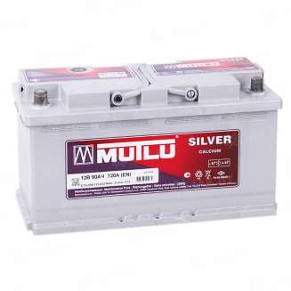 Аккумулятор MUTLU (90 Ah) 720 A, 12 V Обратная, R+ 0