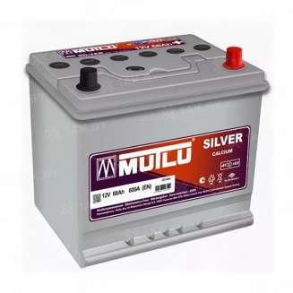 Аккумулятор MUTLU (68 Ah) 600 A, 12 V Обратная, R+ 0