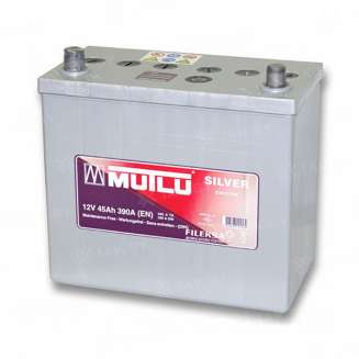 Аккумулятор MUTLU (45 Ah) 390 A, 12 V Прямая, L+ 0