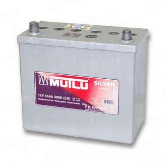 Аккумулятор MUTLU (45 Ah) 390 A, 12 V Обратная, R+ 0