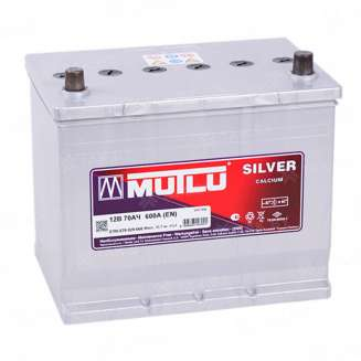 Аккумулятор MUTLU (70 Ah) 600 A, 12 V Обратная, R+ 0