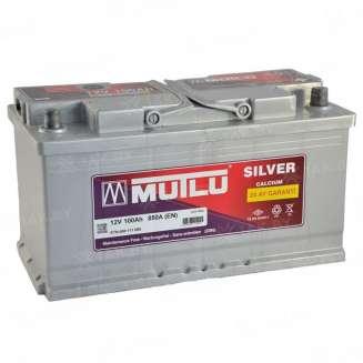 Аккумулятор MUTLU (100 Ah) 850 A, 12 V Прямая, L+ 0