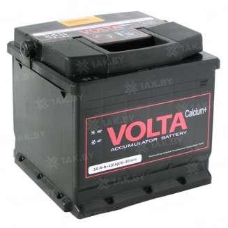 Аккумулятор VOLTA (50 Ah) 420 A, 12 V Обратная, R+ 0