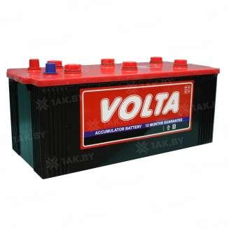 Аккумулятор VOLTA (225 Ah) 1500 A, 12 V Боковое расположение 0