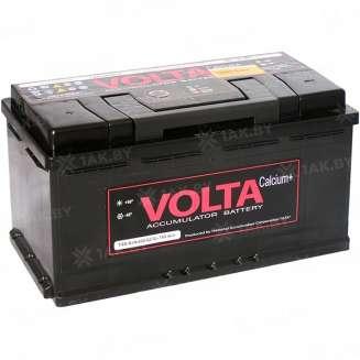 Аккумулятор VOLTA (100 Ah) 800 A, 12 V Прямая, L+ 0