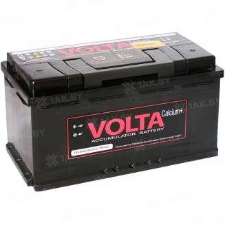Аккумулятор VOLTA (100 Ah) 800 A, 12 V Обратная, R+ 0