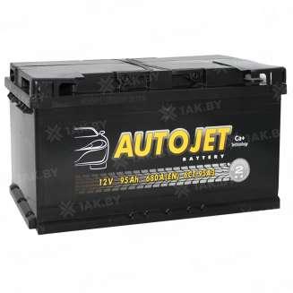 Аккумулятор AUTOJET (95 Ah) 680 A, 12 V Обратная, R+ 0