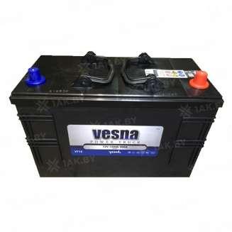 Аккумулятор VESNA (120 Ah) 900 A, 12 V Обратная, R+ 0