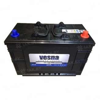 Аккумулятор VESNA (110 Ah) 800 A, 12 V Обратная, R+ 0