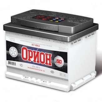 Аккумулятор ORION (60 Ah) 480 A, 12 V Обратная, R+ 0