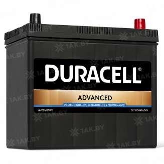 Аккумулятор Duracell (45 Ah) 360 A, 12 V Обратная, R+ 0