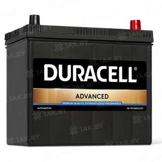 Аккумулятор Duracell (60 Ah) 480 A, 12 V Обратная, R+ 0