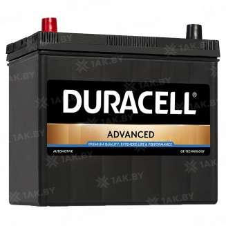 Аккумулятор Duracell (45 Ah) 420 A, 12 V Прямая, L+ 0