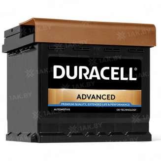 Аккумулятор Duracell (44 Ah) 420 A, 12 V Обратная, R+ 0