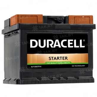 Аккумулятор Duracell (44 Ah) 360 A, 12 V Обратная, R+ 0