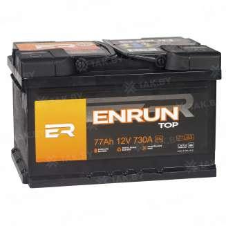 Аккумулятор ENRUN (77 Ah) 730 A, 12 V Обратная, R+ 1