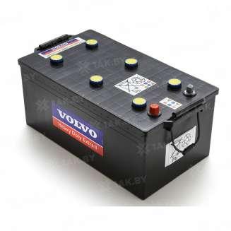 Аккумулятор VOLVO (225 Ah) 1150 A, 12 V Обратная, R+ 0