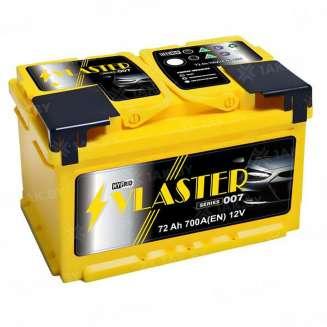 Аккумулятор VLASTER (72 Ah) 700 A, 12 V Прямая, L+ 0