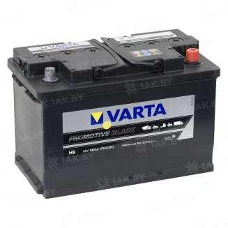 Аккумулятор VARTA (100 Ah) 720 A, 12 V Обратная, R+ 0