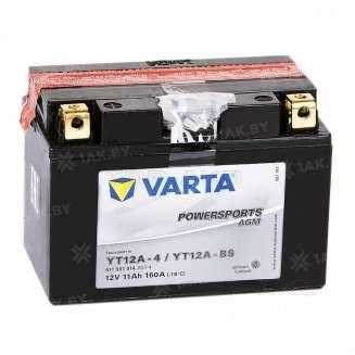 Аккумулятор VARTA (11 Ah) 230 A, 12 V Прямая, L+ 0