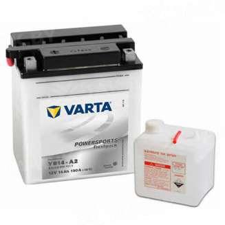 Аккумулятор VARTA (14 Ah) 190 A, 12 V Обратная, R+ 0