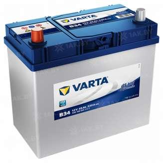 Аккумулятор VARTA (45 Ah) 330 A, 12 V Прямая, L+ 0