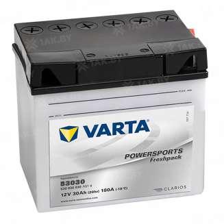 Аккумулятор VARTA (30 Ah) 300 A, 12 V Обратная, R+ 0