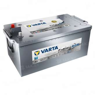Аккумулятор VARTA (210 Ah) 1200 A, 12 V Обратная, R+ 0