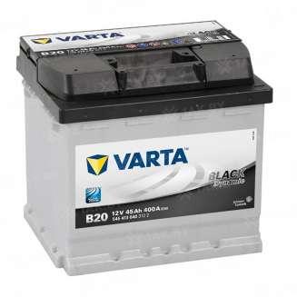 Аккумулятор VARTA (45 Ah) 400 A, 12 V Прямая, L+ 0