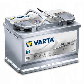 Аккумулятор VARTA (70 Ah) 760 A, 12 V Обратная, R+ 0