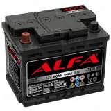 Аккумулятор ALFA (60 Ah) 540 A, 12 V Прямая, L+