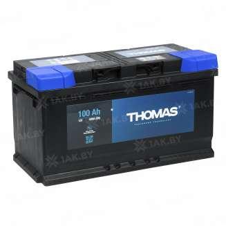 Аккумулятор THOMAS (100 Ah) 880 A, 12 V Обратная, R+ 0