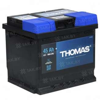 Аккумулятор THOMAS (45 Ah) 400 A, 12 V Обратная, R+ 0
