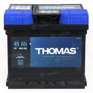 Аккумулятор THOMAS (45 Ah) 400 A, 12 V Обратная, R+ 2