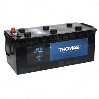 Аккумулятор THOMAS (180 Ah) 1100 A, 12 V Прямая, L+ 0