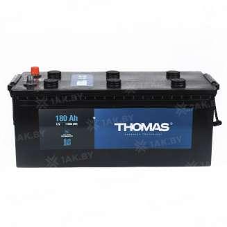 Аккумулятор THOMAS (180 Ah) 1100 A, 12 V Прямая, L+ 1