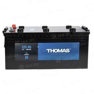 Аккумулятор THOMAS (225 Ah) 1300 A, 12 V Прямая, L+ 0